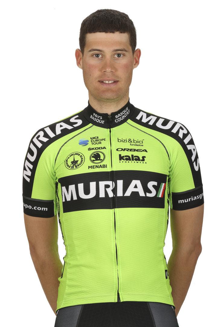 Jose Antonio Lopez Cozar Euskadi Murias 2019