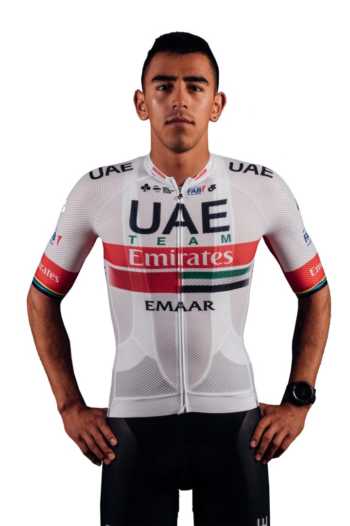 Juan Sebastian Molano UAE Emirates Team
