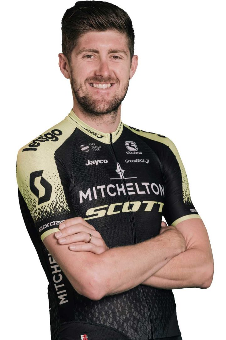 Luke Durbridge Mitchelton Scott 2019