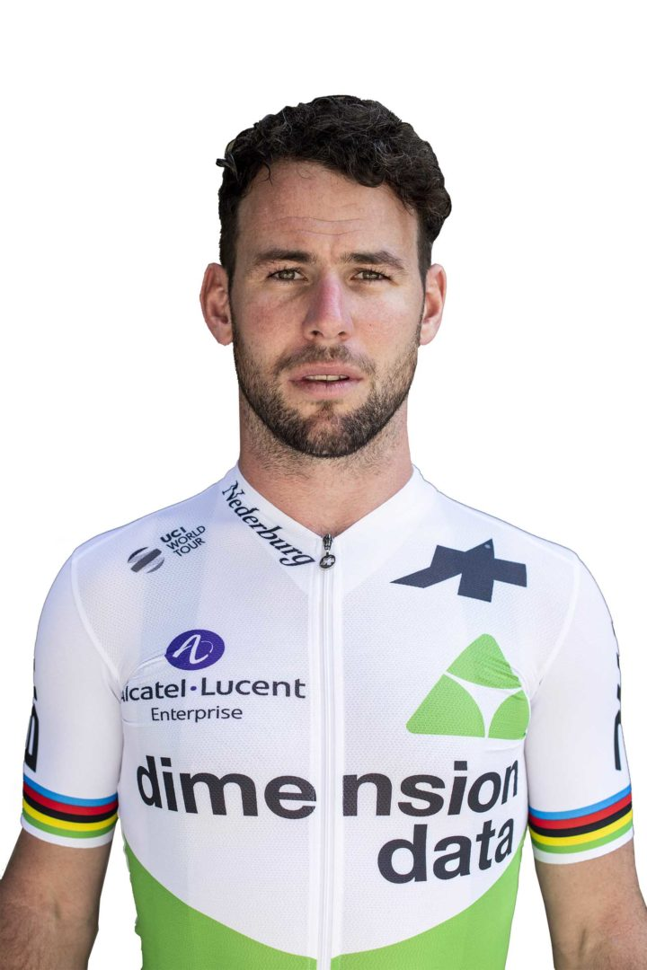 Mark Cavendish Dimension Data 2019