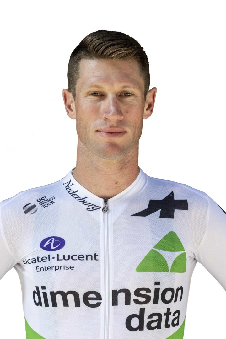 Mark Renshaw Dimension Data 2019