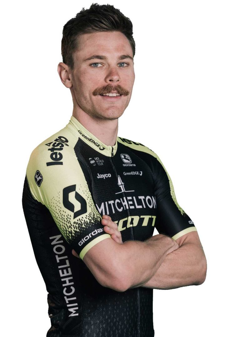 Michael Hepburn Mitchelton Scott 2019