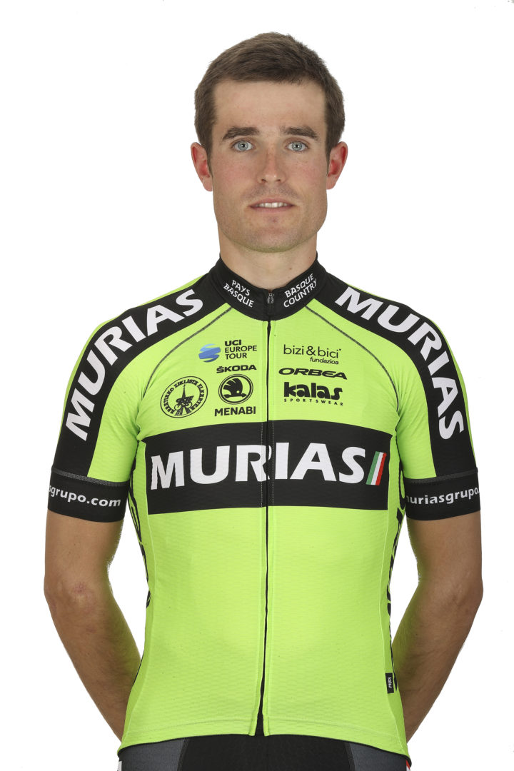 Mikel Aristi Euskadi Murias 2019