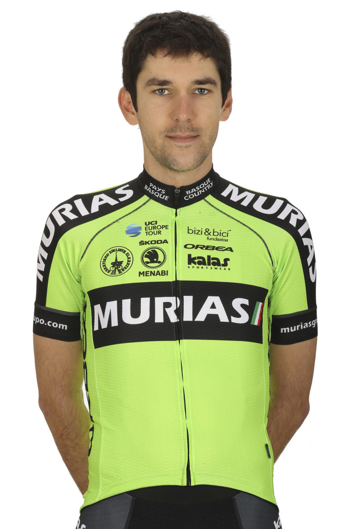 Mikel Iturria Euskadi Murias 2019