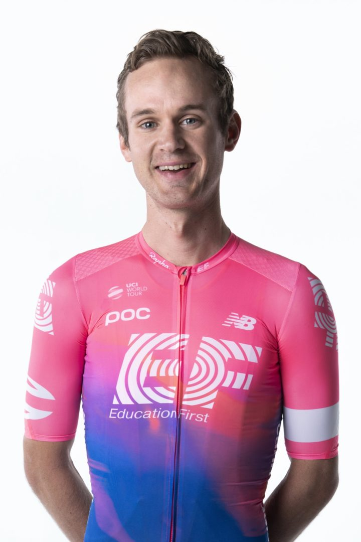 Nathan Brown EF Education First 2019