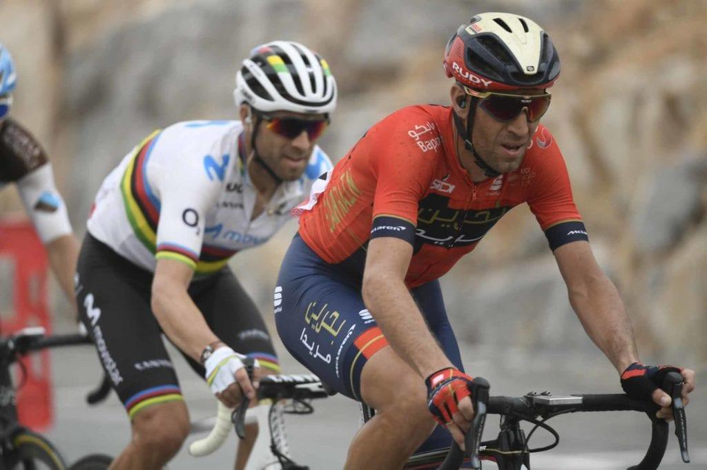 Nibali UAE Tour 2019