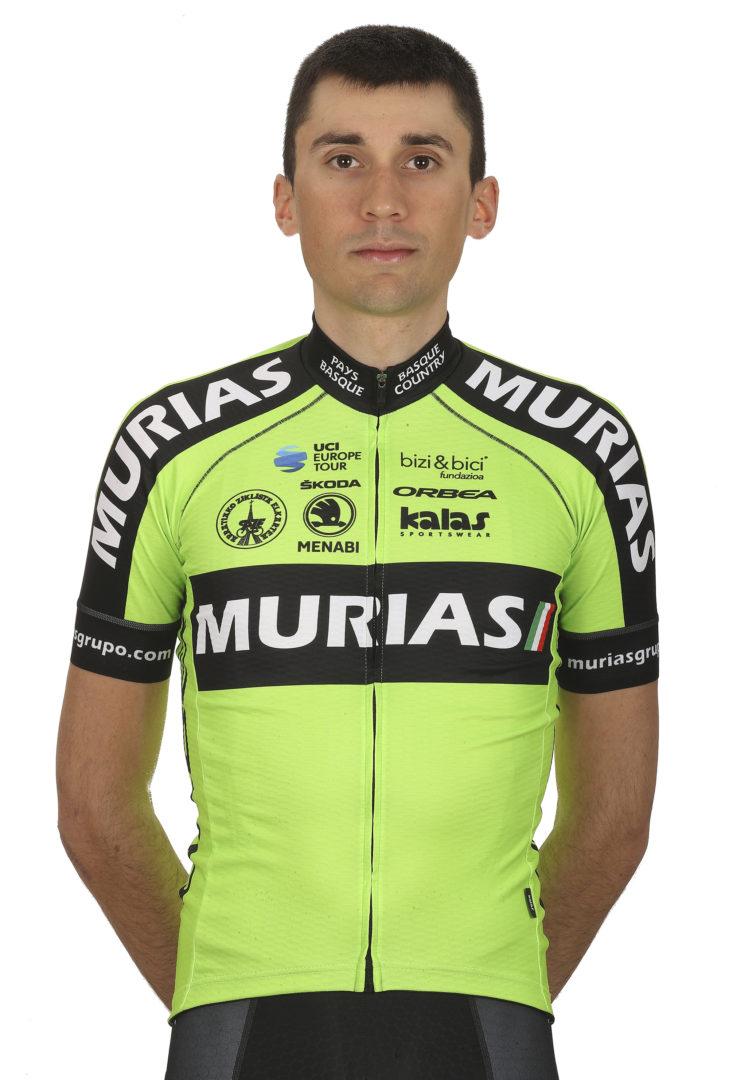 Oscar Rodriguez Euskadi Murias 2019