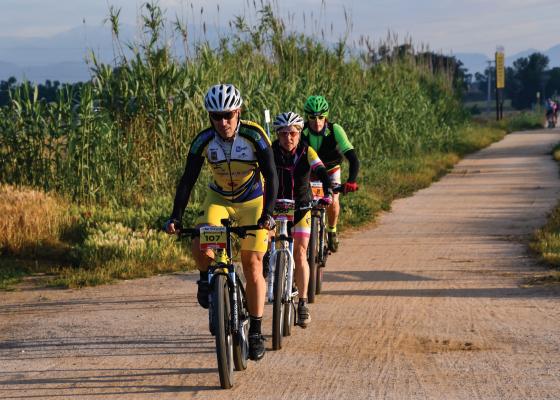 Basso Bikes Girona Gravel Ride
