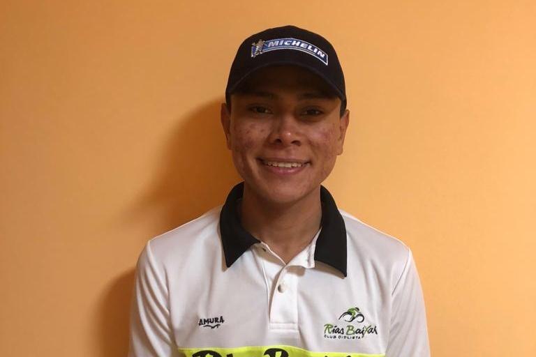El costarricense Sergio Arias firma con el Vigo Rías Baixas.