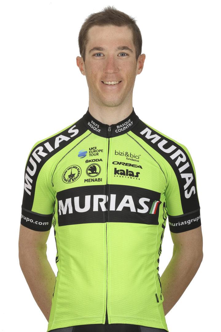 Sergio Rodriguez Euskadi Murias 2019
