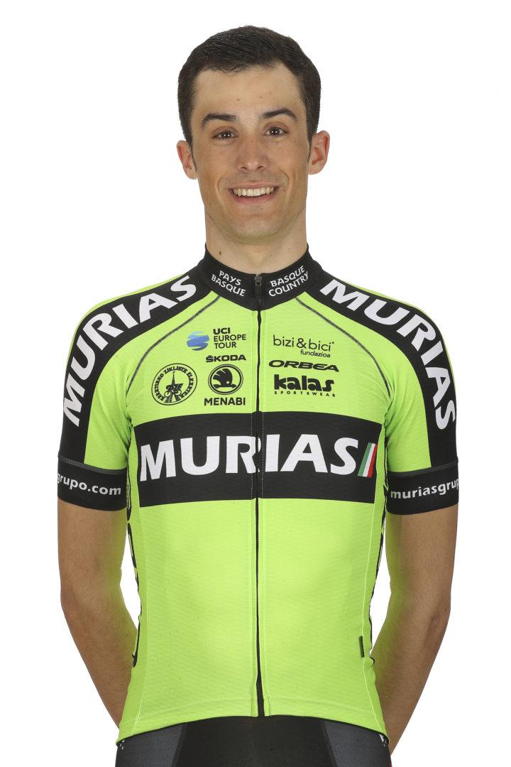 Sergio Samitier Euskadi Murias 2019