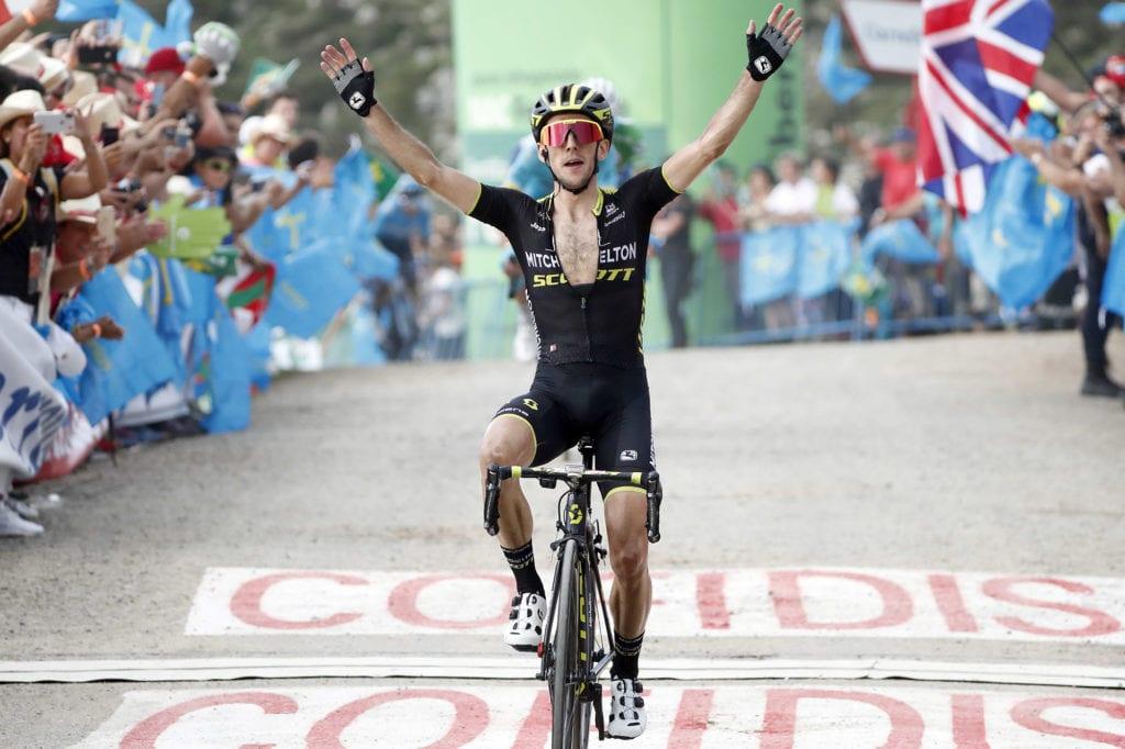 Simon Yates La Vuelta 2019