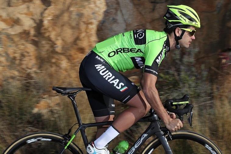 Beñat Intxausti se despide del ciclismo profesional