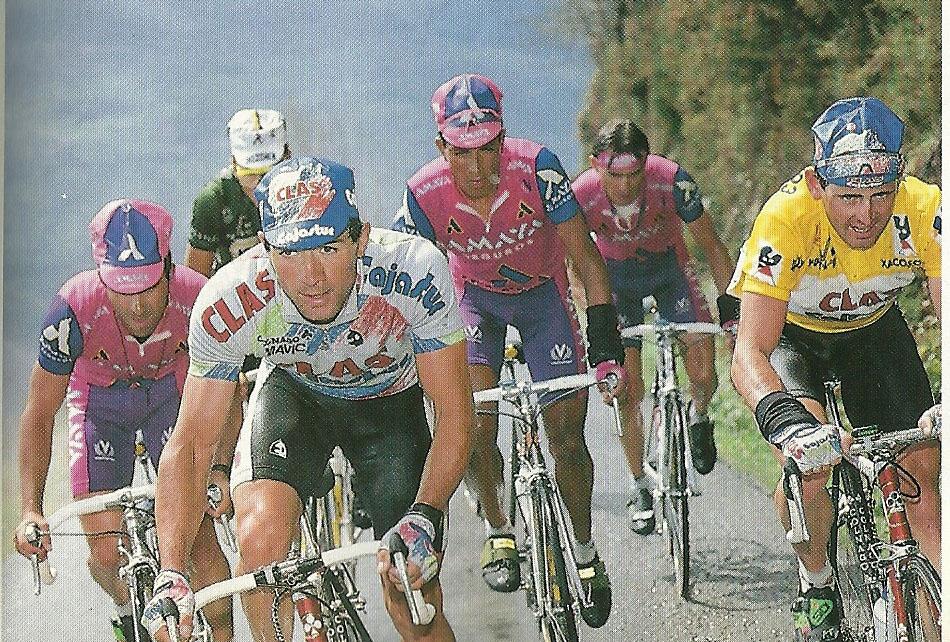 Equipo Amaya Vuelta 1993