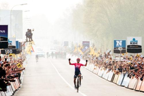 Tour de Flandes 2020