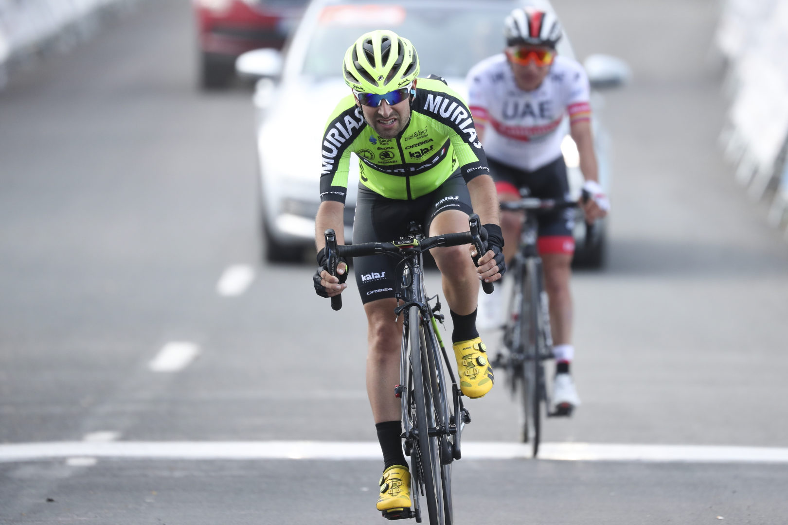 Cycling: Itzulia / Vuelta a País Vasco / Tour Basque Country / Stage 5 / Etapa 5 DESCRIPTION / DESCRIPCION / Arrigorriaga - Arrate (149,8 Km)  12-04-2019 / Tour Basque Country / Luis Angel Gomez ©PHOTOGOMEZSPORT2019