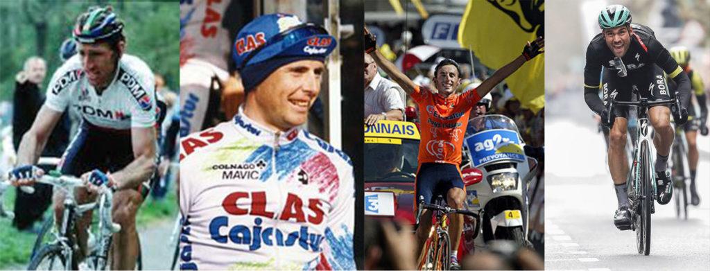 Ciclistas con más victorias de etapa en la Itzulia