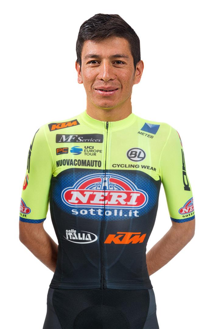 Dayer Quintana Neri Sotolli 2019