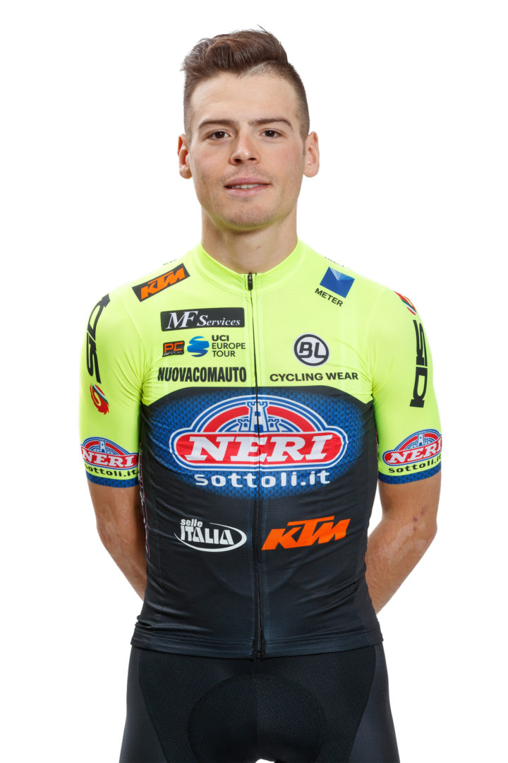 Edoardo Zardini Neri Sotolli 2019