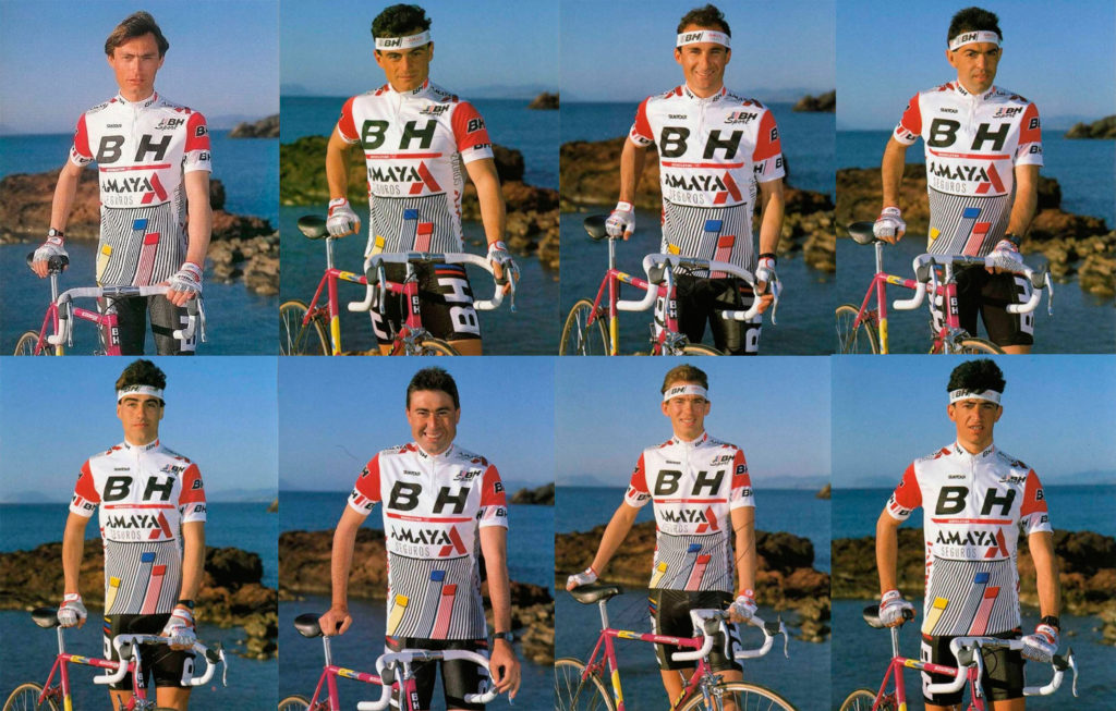 BH – Amaya equipo ciclismo
