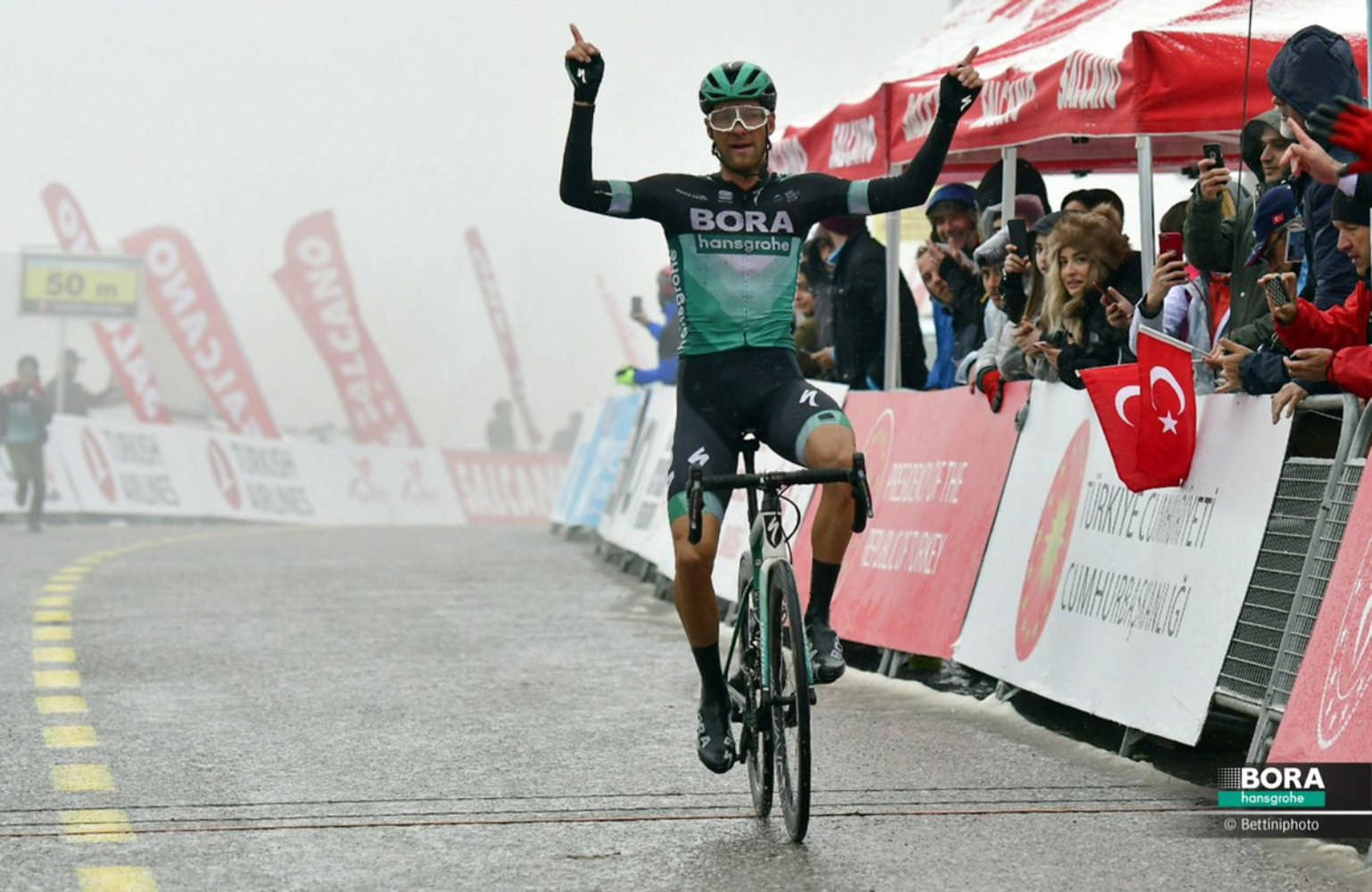 Felix Großschartner, ciclista austriaco del BORA hansgrohe