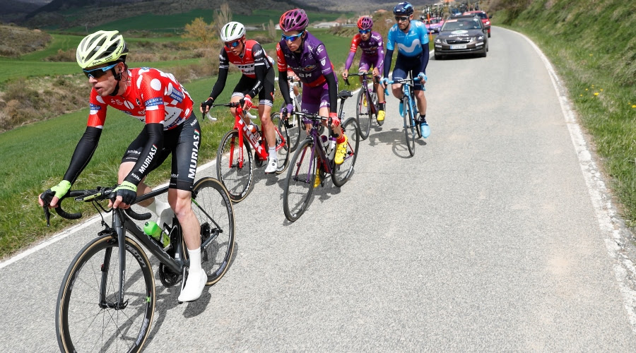 Cycling: Itzulia / Vuelta a País Vasco / Tour Basque Country / Stage 3 / Etapa 3