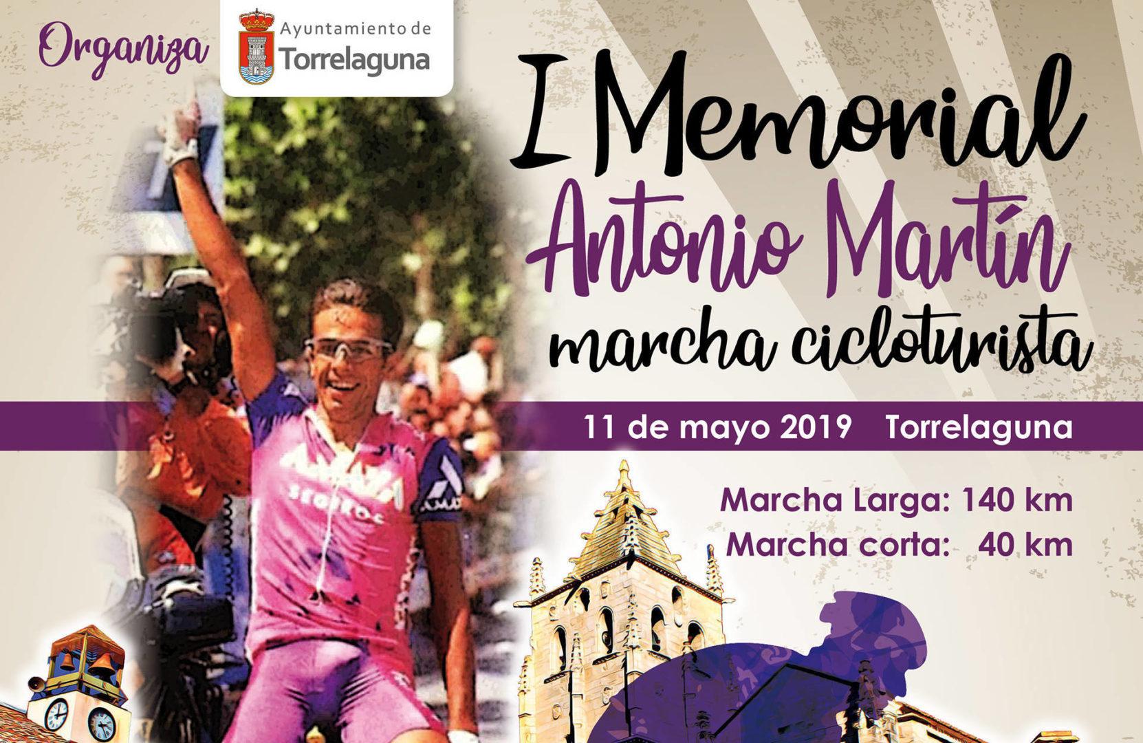 Memorial Antonio Martin