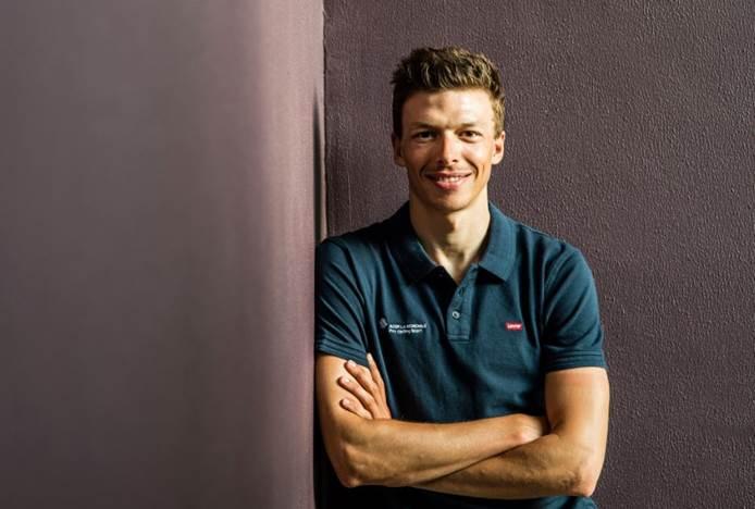 Naesen es uno de los candidatos a hacerse con la París - Roubaix.