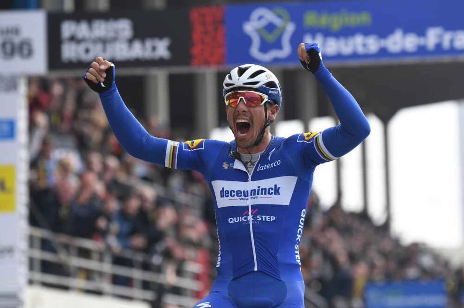 Clasificación Roubaix
