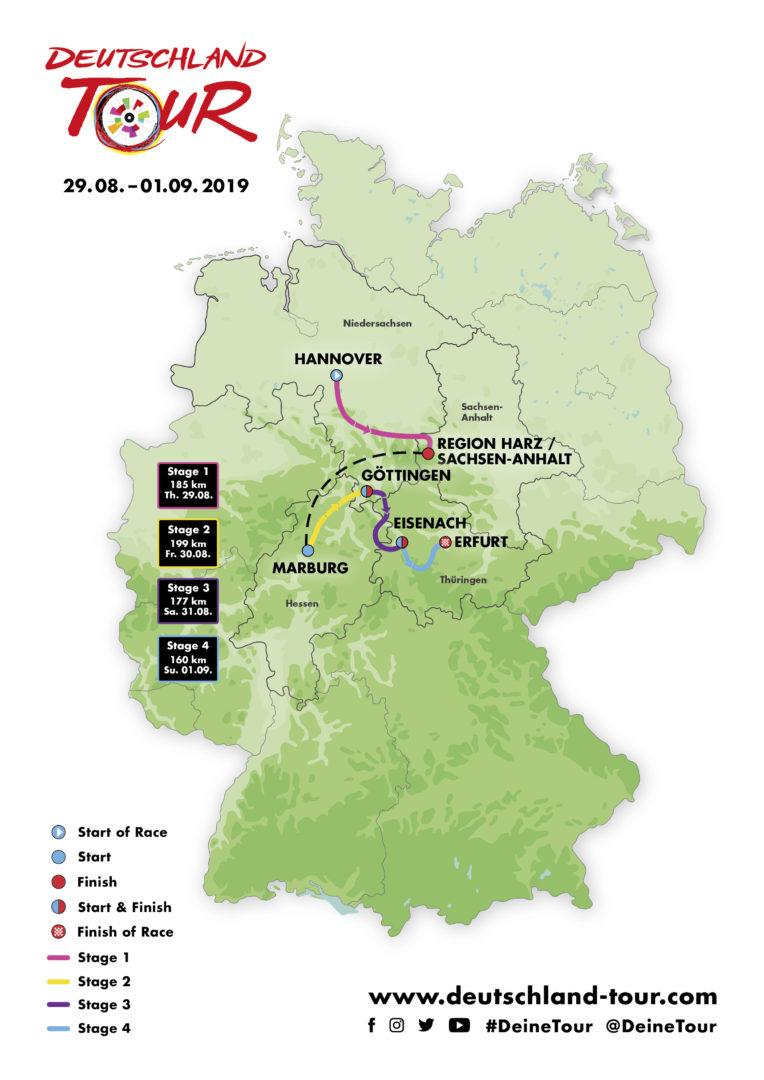 Vuelta a Alemania