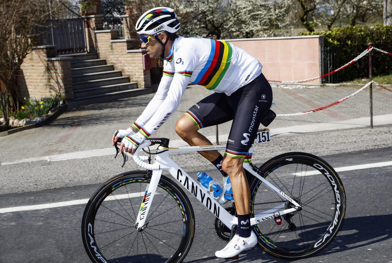 Alejandro Valverde regresa en Francia.