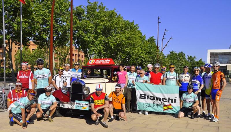 Biciclásica Edoardo Bianchi 2019