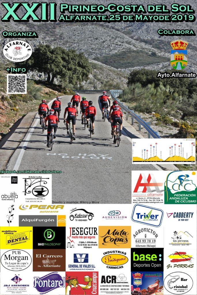 Marcha Pirineo de la Costa del Sol 2019