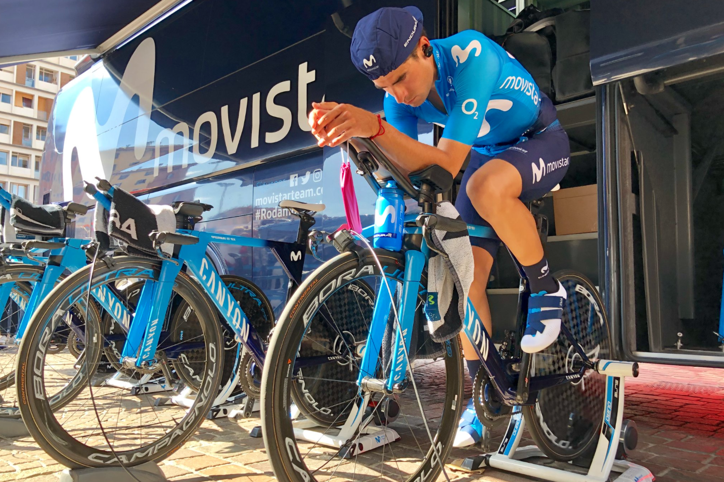 Landa ultimará la preparación para el Tour de Francia.