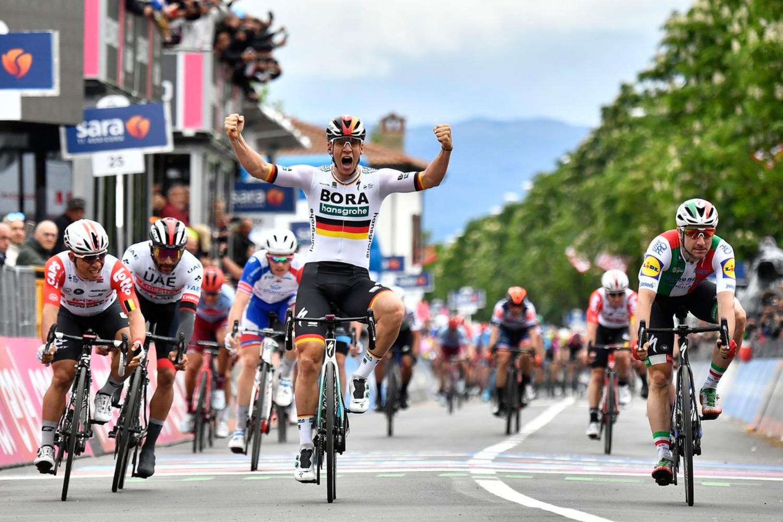 Pascal Ackermann, Giro de Italia