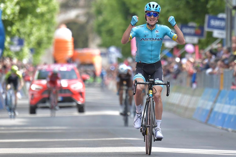 Pello Bilbao, Astana Pro Team, Giro de Italia