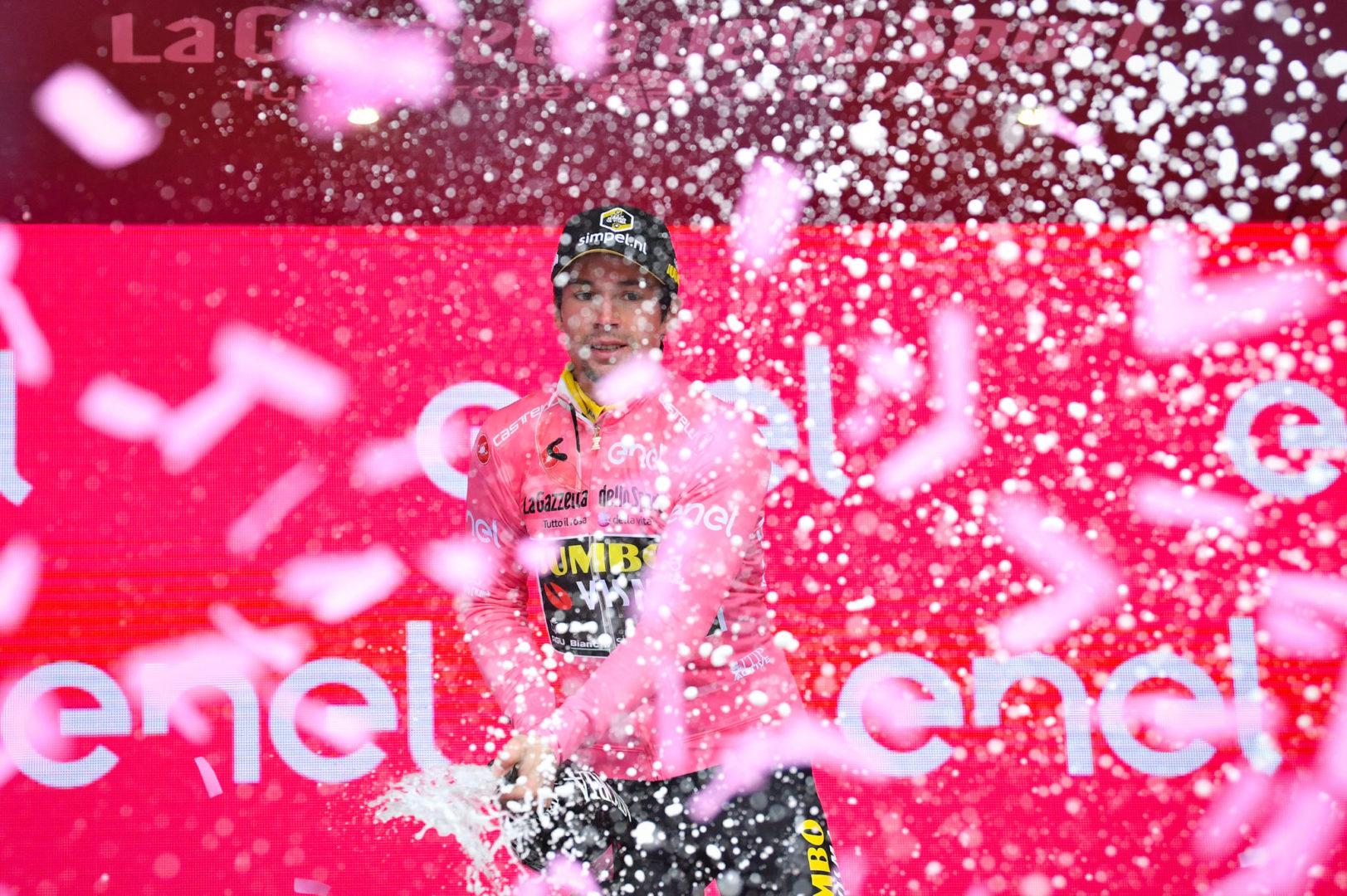 Giro d'Italia 2019 - edizione 102 - tappa 05Da Frascati a Terracina - km 140