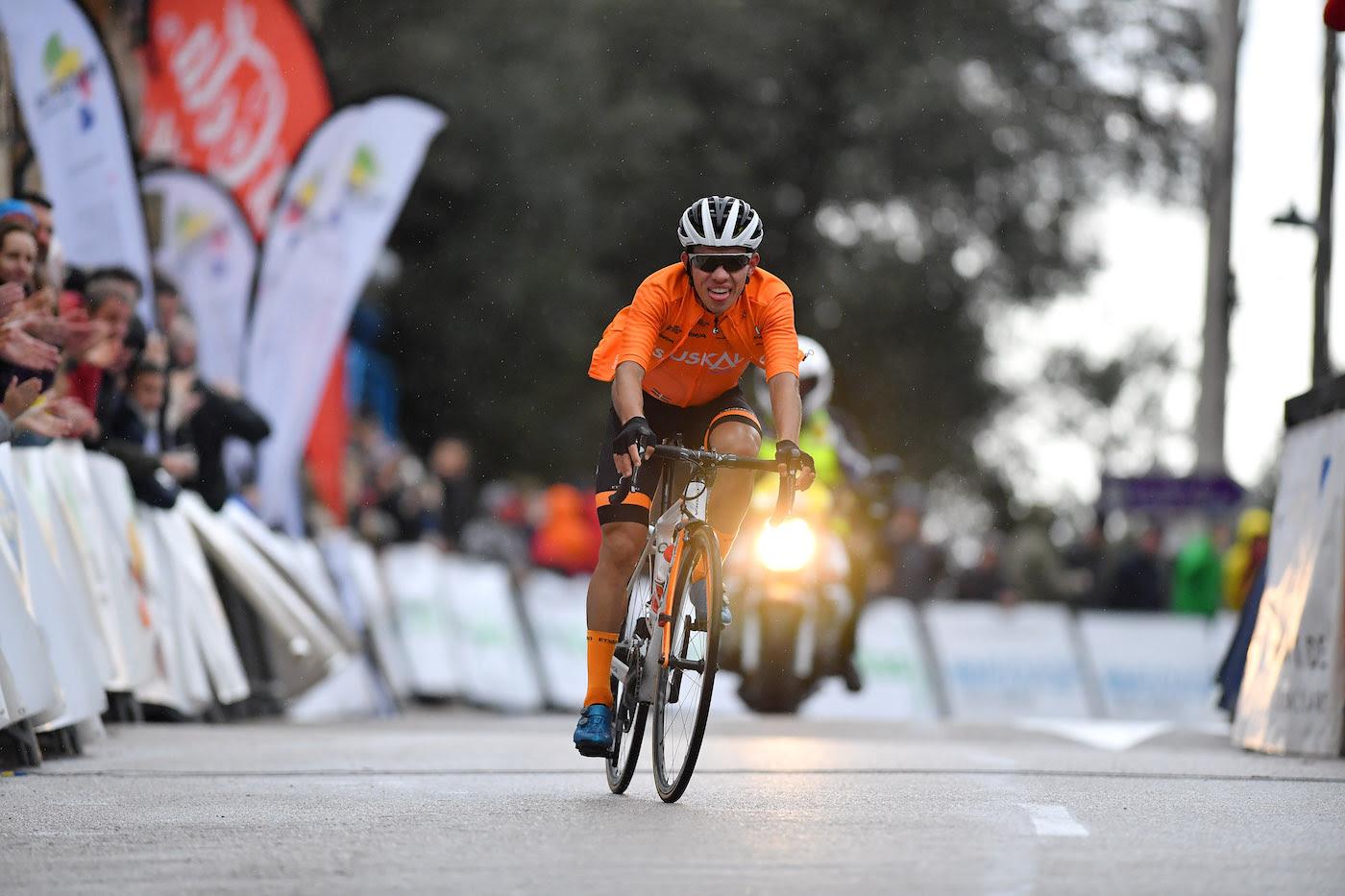 Sergio Higuita correrá desde ya en el máximo nivel del ciclismo.