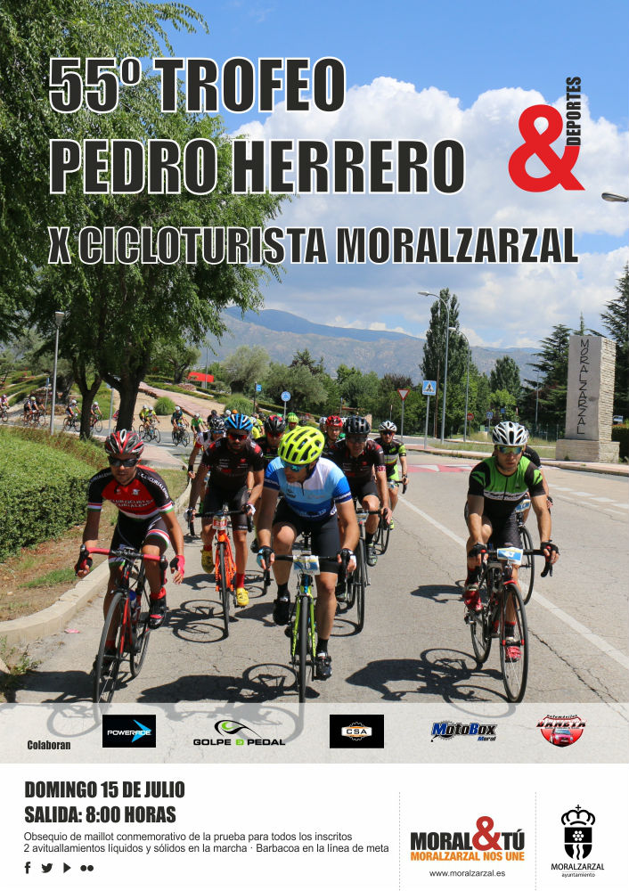 Cicloturista Pedro Herrero 2019