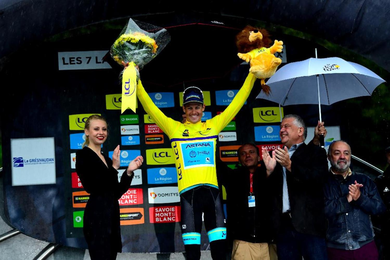 Jakob Fuglsang, Critérium del Dauphiné