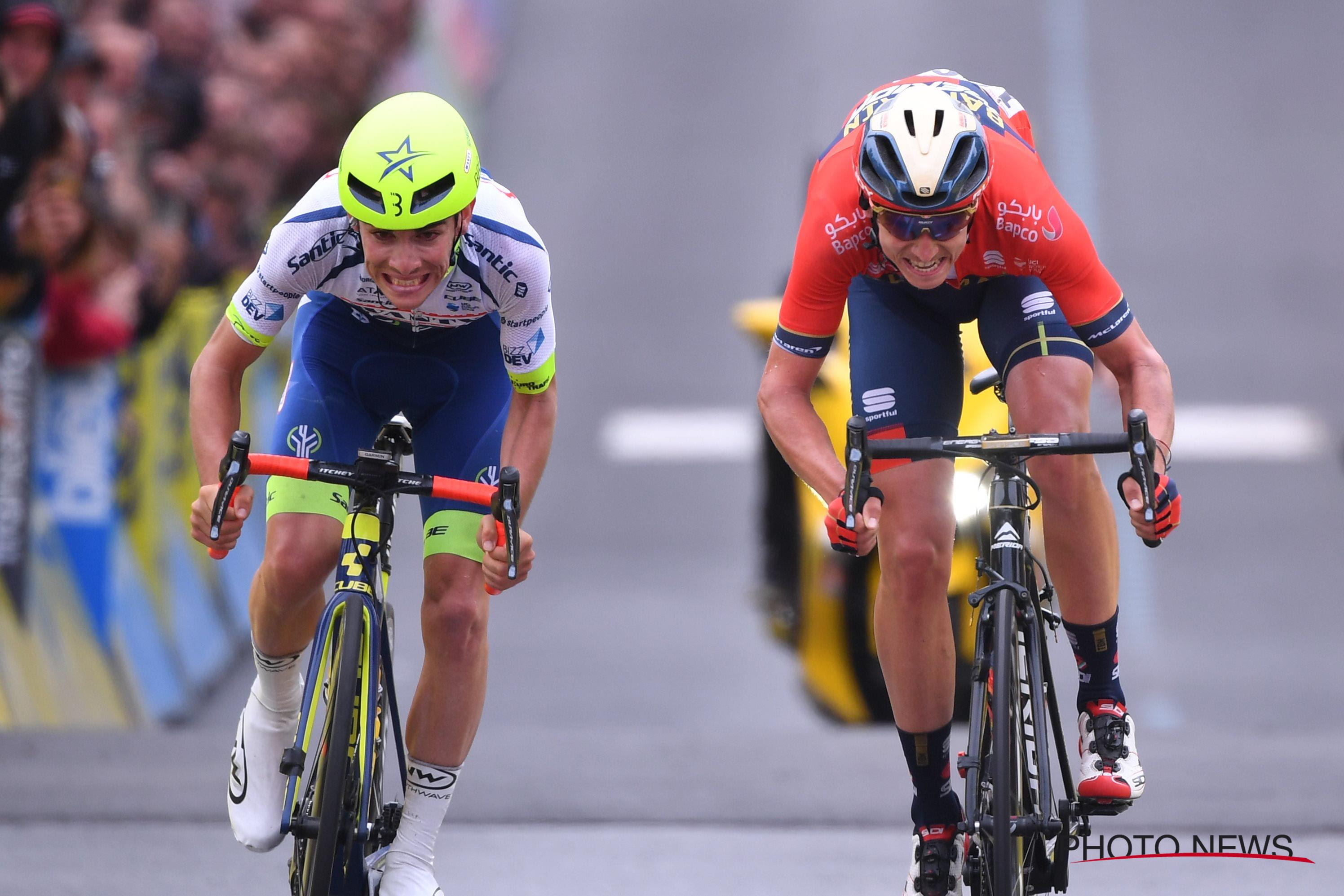 Martin liderará al Wanty en el Tour de Francia.