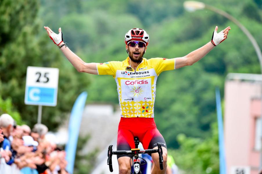Herrada se llevó el Tour de Luxemburgo.