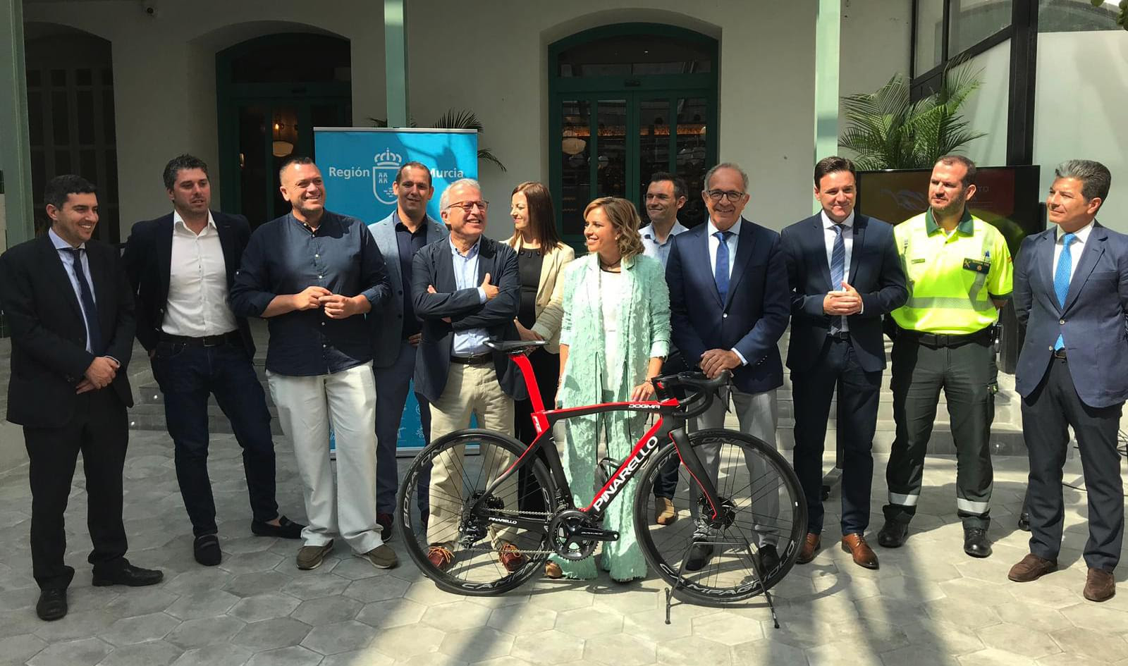 Murcia acogerá los Campeonato de España de ciclismo en dos semanas.