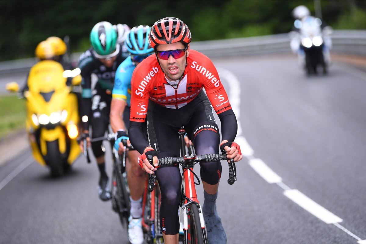Tras retirarse en el Giro de Italia, Dumoulin no llega al Tour de Francia