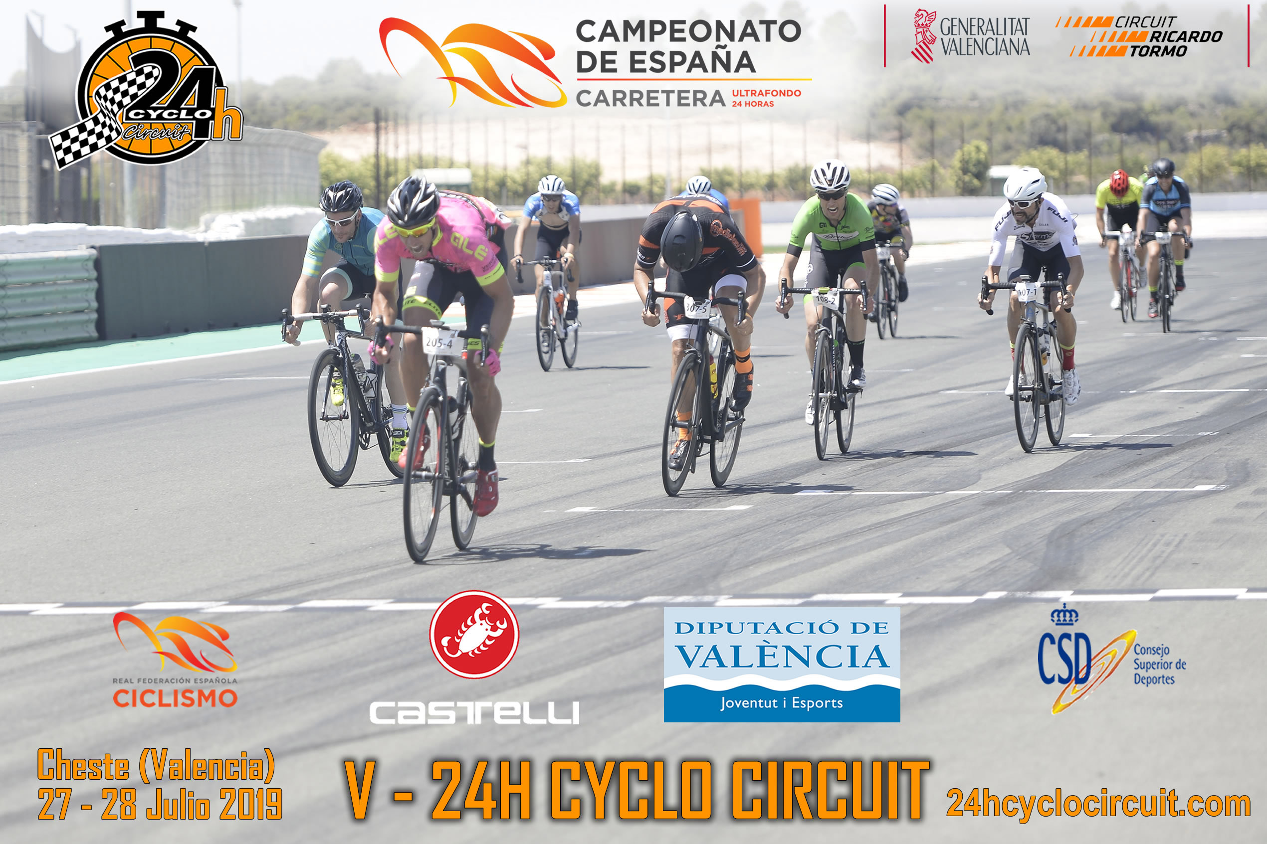 24 Horas Cyclo Circuit