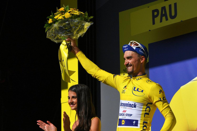 Julian Alaphlippe, Tour de Francia 2019