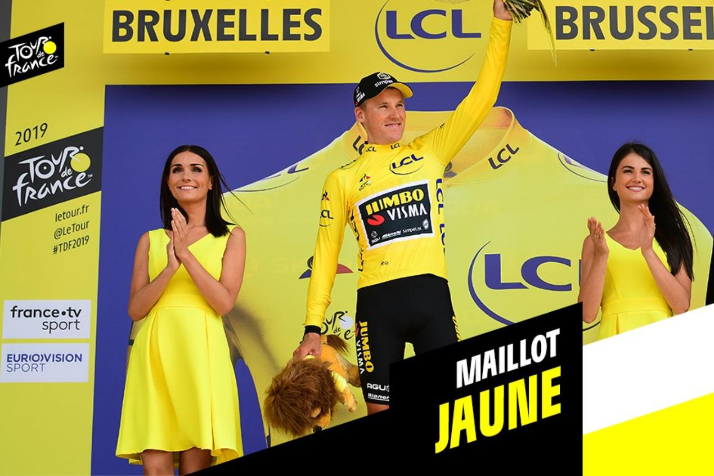 Jumbo Visma, Tour de Francia 2019, Teunissen