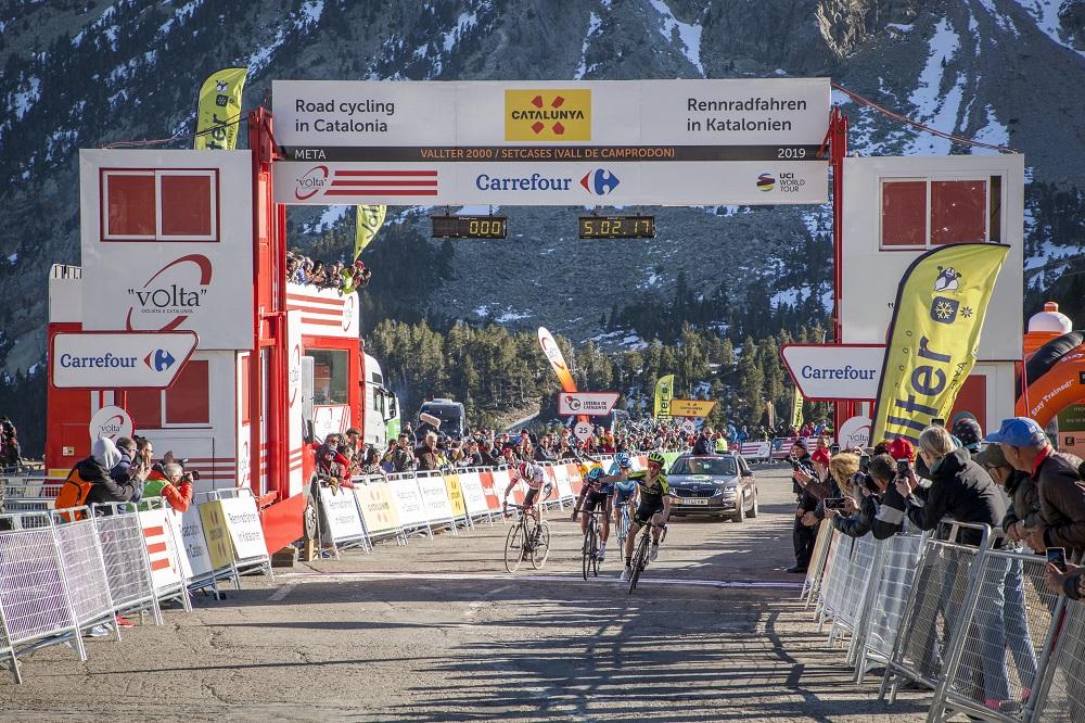 Vallter 2000 repetirá como final de la Volta a Catalunya.