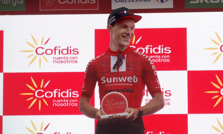 Nikias Arndt Etapa 8 La Vuelta 2019