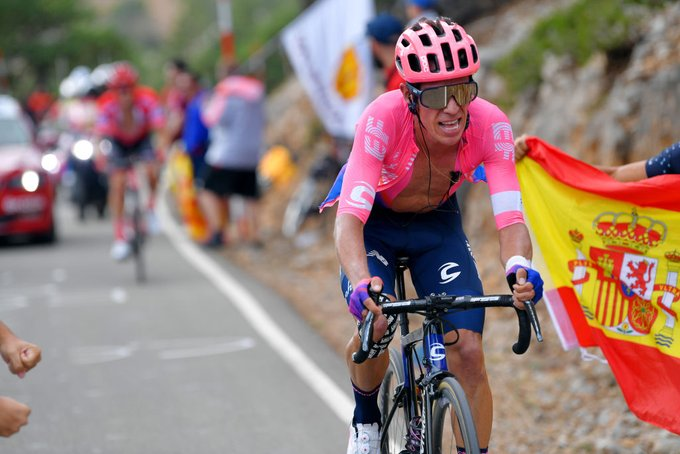 Rigoberto Urán será la baza del Education First en el Tour de Francia